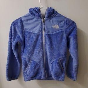 Kid's North Face Fuzzy Jacket